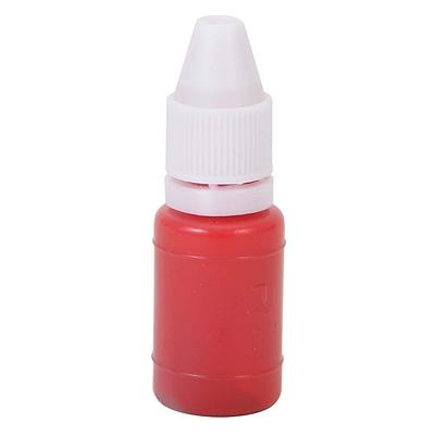 得力 印油 (红)  9873