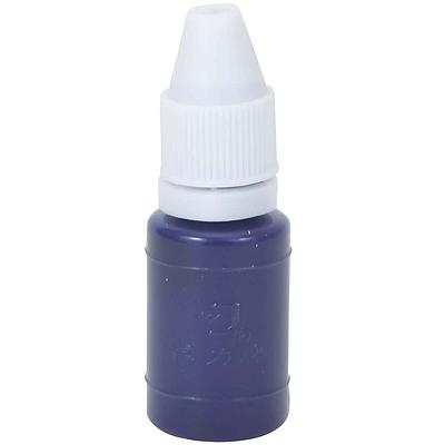 得力 印油 (蓝)  9873