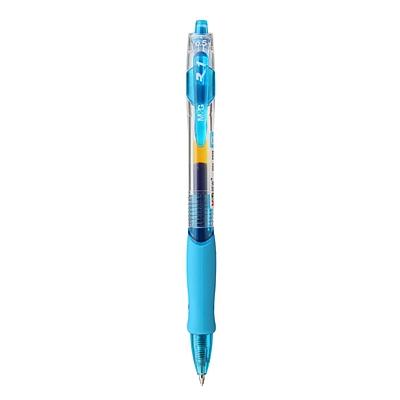 晨光 按动式中性笔 (蓝) 0.5mm 12支/盒  GP-1008