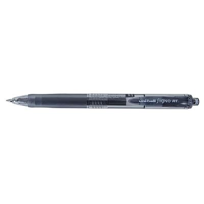三菱铅笔 SignoRT按动式中性笔 (黑) 0.5mm  UMN-105
