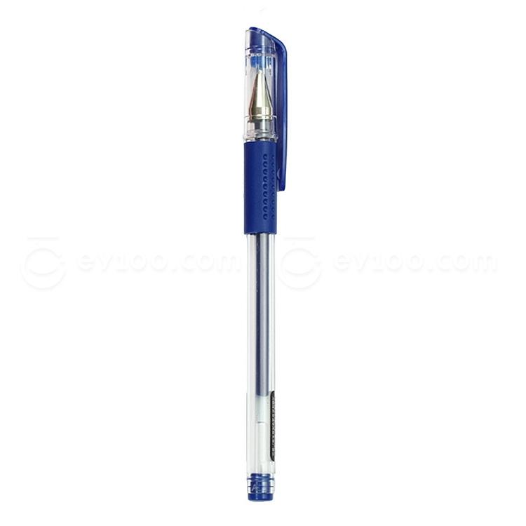 晨光 盖帽式中性笔 (蓝) 0.5mm  Q7