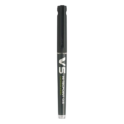 百乐 V5威宝墨胆型走珠笔 (黑) 0.5mm  BXC-V5