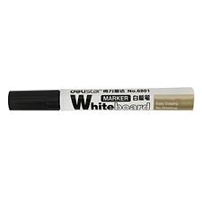 得力 白板笔 (黑) 10支/盒  6801