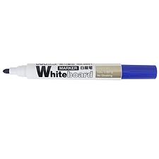 得力 白板笔 (蓝)  6801