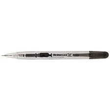派通 侧按式活动铅笔 (透明黑) 0.5mm  PD105
