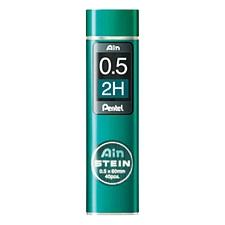 派通 Ain高聚物活动铅芯 0.5mm/2H 40根/管  C275-2H