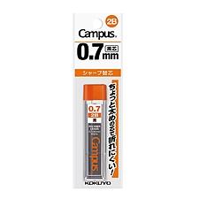 国誉 Campus活动铅芯 0.7mm/2B 40根/管  PSR-C2B7-1P