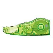 普乐士 PLUS智慧型滚轮修正带替芯 (绿) 5mm*6m  WH-635GR