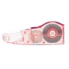 普乐士 PLUS智慧型滚轮修正带替芯 (粉红) 5mm*6m  WH-635LPR