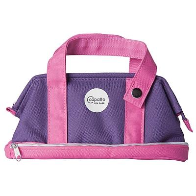国誉 Capatto-R笔袋 (紫)  WSG-PC73-V