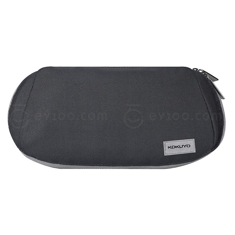 国誉 shellbro笔袋 (深灰)  WSG-PC83-DM