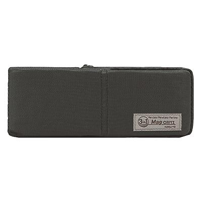 国誉 Mag Critz笔袋 (深灰) 中号  WSG-PC32-DM