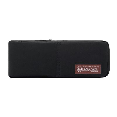 国誉 Mag Critz笔袋 (黑) 中号  WSG-PC32-D2
