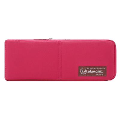 国誉 Mag Critz笔袋 (粉) 中号  WSG-PC32-P2