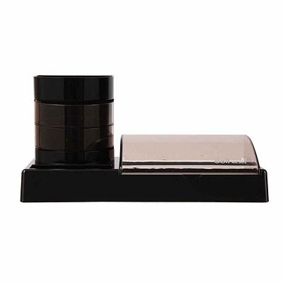 得力 组合办公盒 (黑)  903