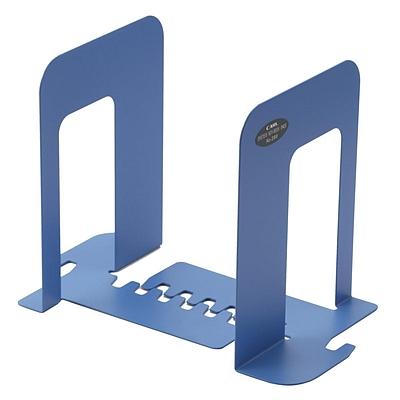 咖路 金属书立 (蓝) 中号 128mm*163.5mm*167mm  KB-280-B