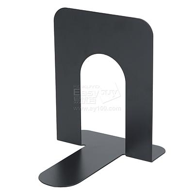 得力 铁书立 (黑) 6.5寸  9261