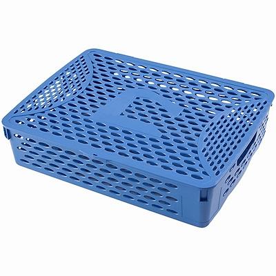 齐心 公文篮 (蓝)  B2111
