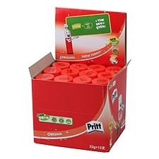 汉高百特 固体胶棒量贩装 22g 12支/盒  PBSE22GC