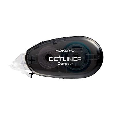 国誉 comact经典点点胶 (黑色) 11m*8.4mm  TA-DM4500-08M