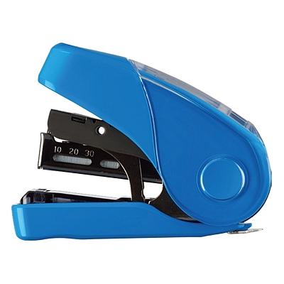 美克司 省力平针订书机 (蓝) 32页  HD-10FL3