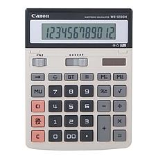 佳能 计算器 12位 大型  WS-1200H