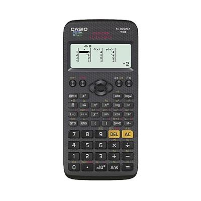 卡西欧 函数学生计算器 (黑色)  FX-82CN