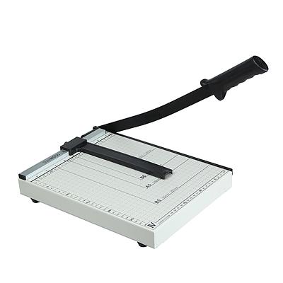 三木 钢制质切纸刀 (白) A4 12*10  1244