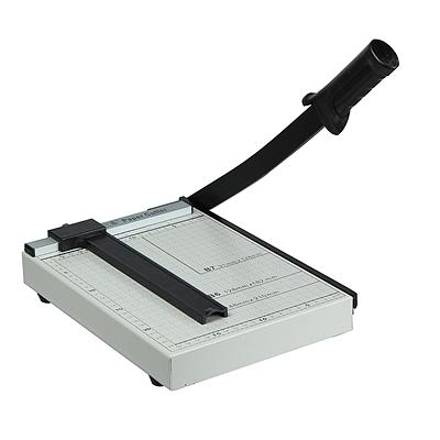 三木 钢制质切纸刀 (白) A5 15*12  1245