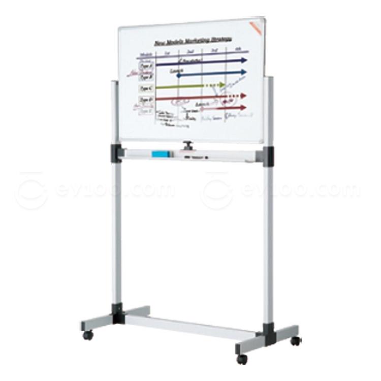 诚信鑫 单面白板(带脚架) 900*600mm/横式  单面白板+脚架