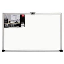 得力 单面白板 (白) 600*400mm/横式  7842