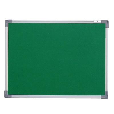 诚信鑫 孤铝包布软木板 (绿) 1500*900mm