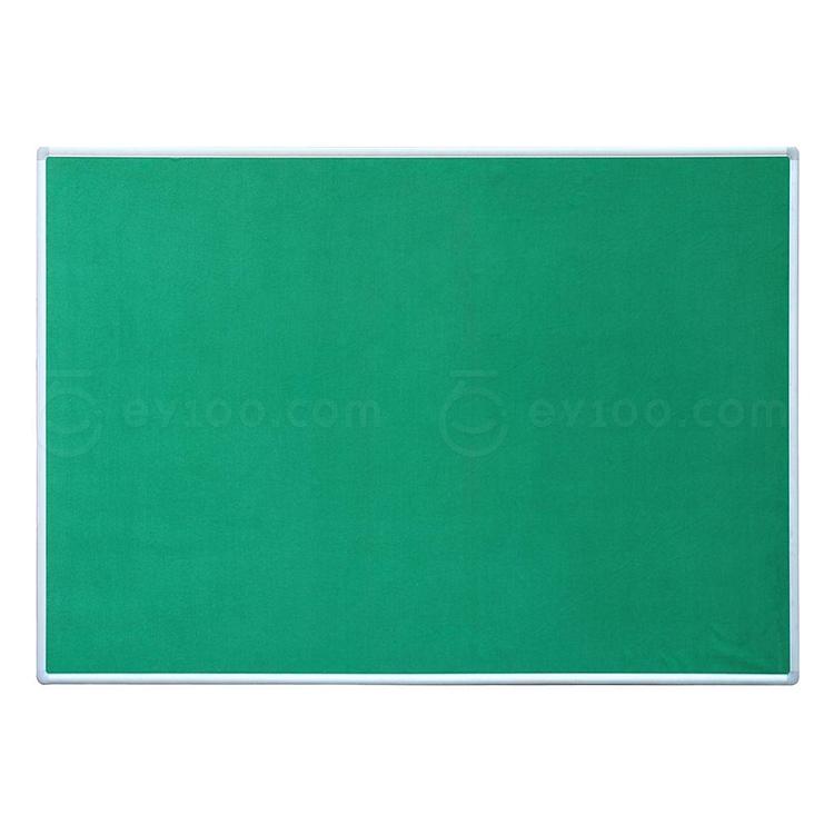 维多利 弧铝包布软木板 600*450mm