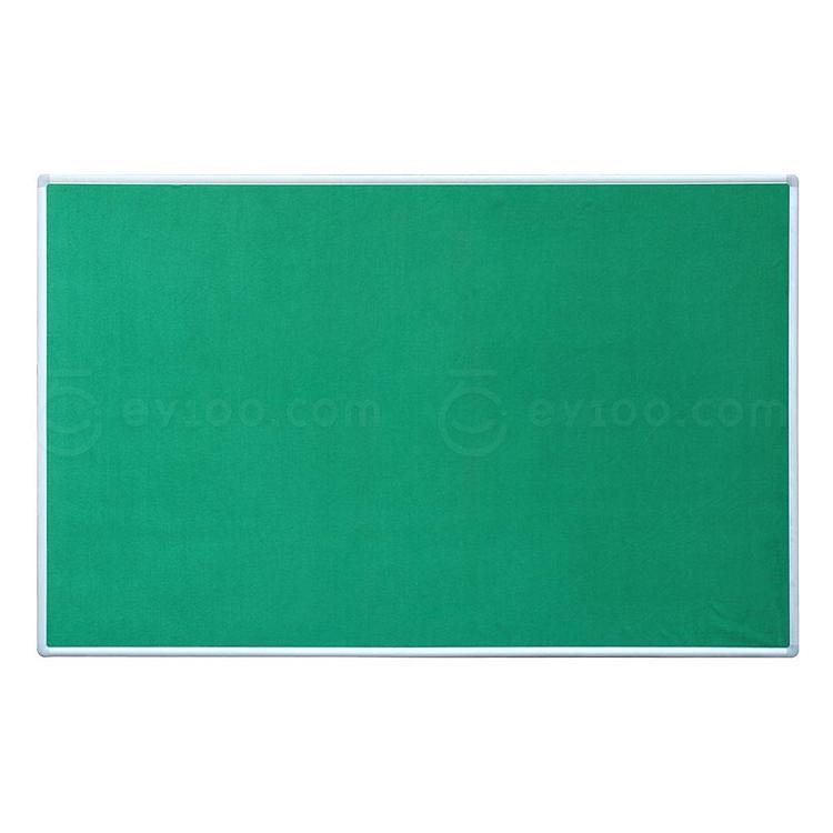 维多利 弧铝包布软木板 900*600mm