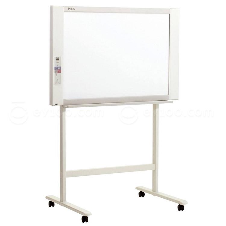 普乐士 MiNi型彩色普通纸电子白板(附喷墨打印机) 700*72*1080mm  N-20J