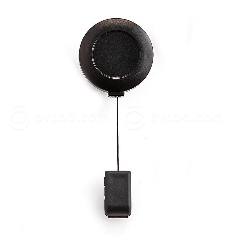优和 易拉扣 (黑) 12个/盒  6705