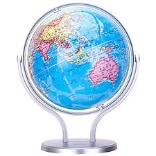 得力 万向地球仪 14.2cm  2167
