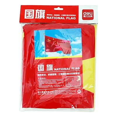 得力 中国国旗 2号  3222