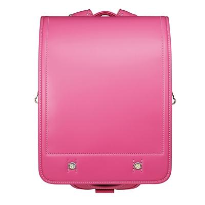 国誉 小学生用硬式双背带书包 (粉红)  WSG-SBR01P