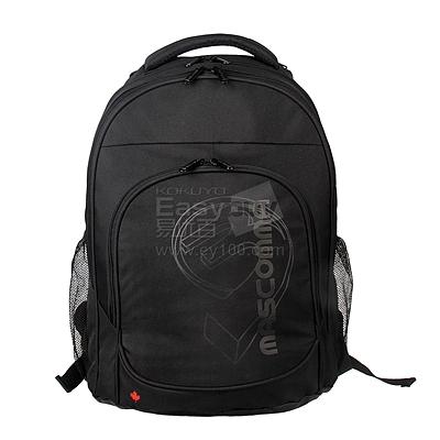 MASCOMMA 北美风情双肩电脑包 (黑) 15寸  BC00604/BK