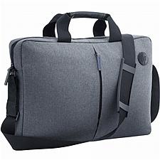 惠普 15.6寸时尚便携手拎包电脑包 (灰)  K0B38AA