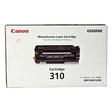 佳能 打印机硒鼓 (黑色)  CRG-310