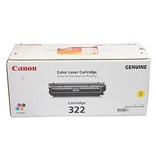 佳能 打印机硒鼓 (黄色)  CRG-322 Y