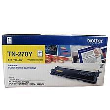 兄弟 打印机墨粉 (黄)  TN-270Y