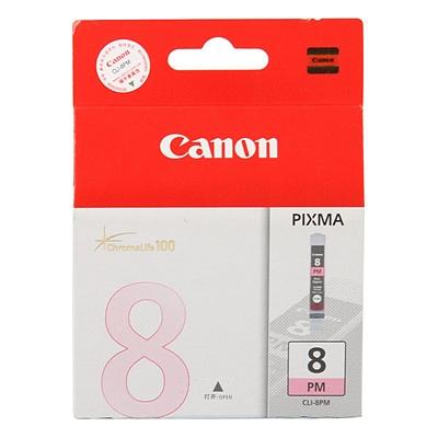 佳能 打印机墨盒 (照片品红)  CLI-8PM