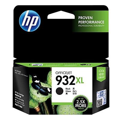 惠普 932XL打印机墨盒 (黑) 大容量  CN053AA