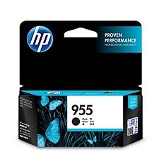 惠普 打印机墨盒 (黑) 955号  L0S60AA