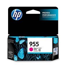 惠普 打印机墨盒 (品红) 955号  L0S54AA