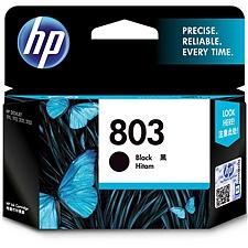 惠普 803號打印機墨盒 (黑) 經濟適用裝  3YP42AA