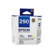 爱普生 打印机墨盒 (彩)  T290